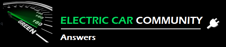 electric car community - answers